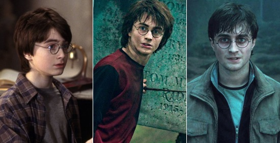 what makes harry potter a hero