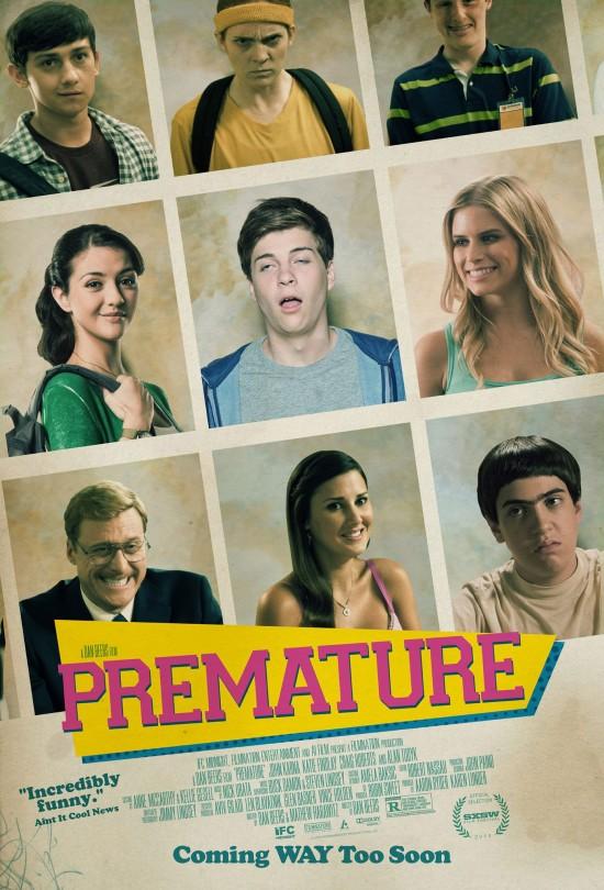 Premature poster