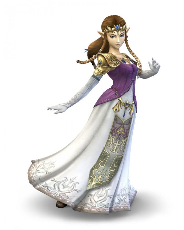 Princess Zelda Legend of Zelda