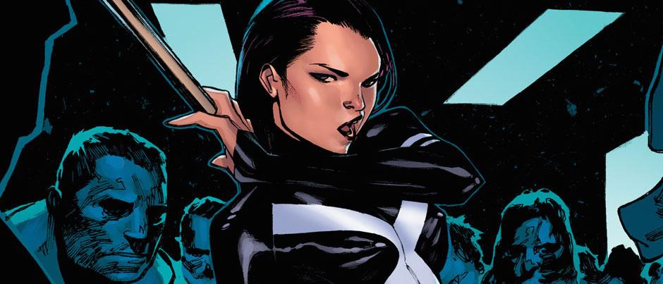 Watch: X-Men Apocalypse Olivia Munn Sword Skills Video