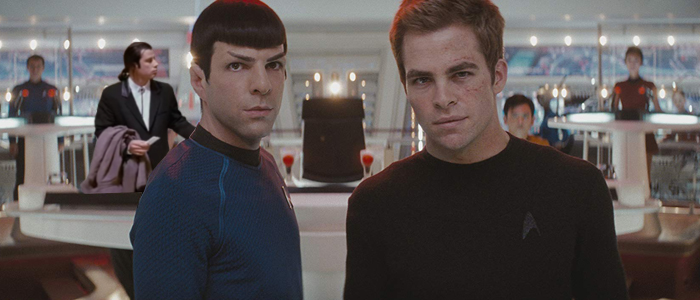 Tarantino Says His Star Trek Film Will Be Like Pulp Fiction In Space Film