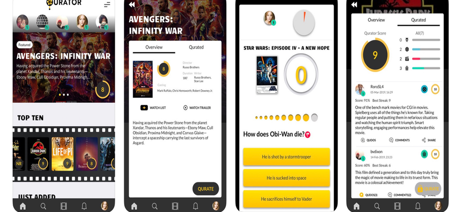New Movie Review App to Stop Trolls By Quizzing Users on a Film's Content Before Allowing Ratings