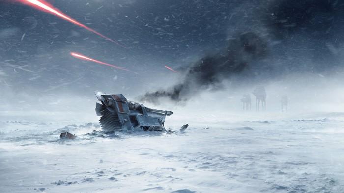 Star Wars Battlefront Gameplay Trailer