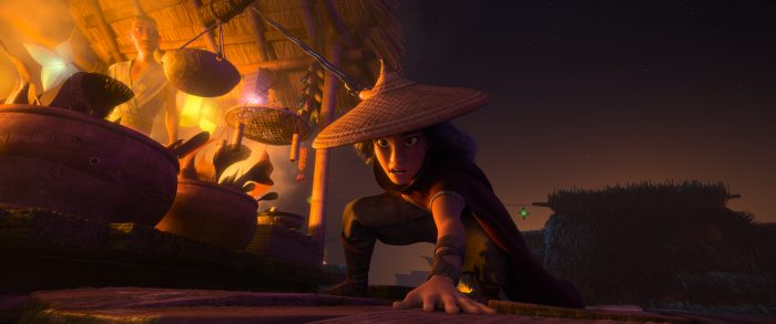 raya and the last dragon women
