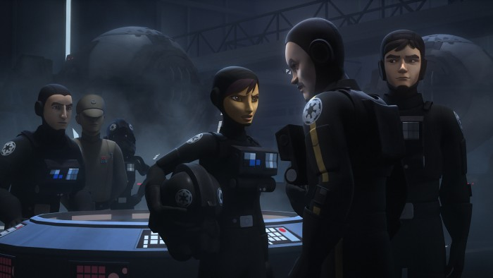 Star Wars Rebels The Antilles Extraction
