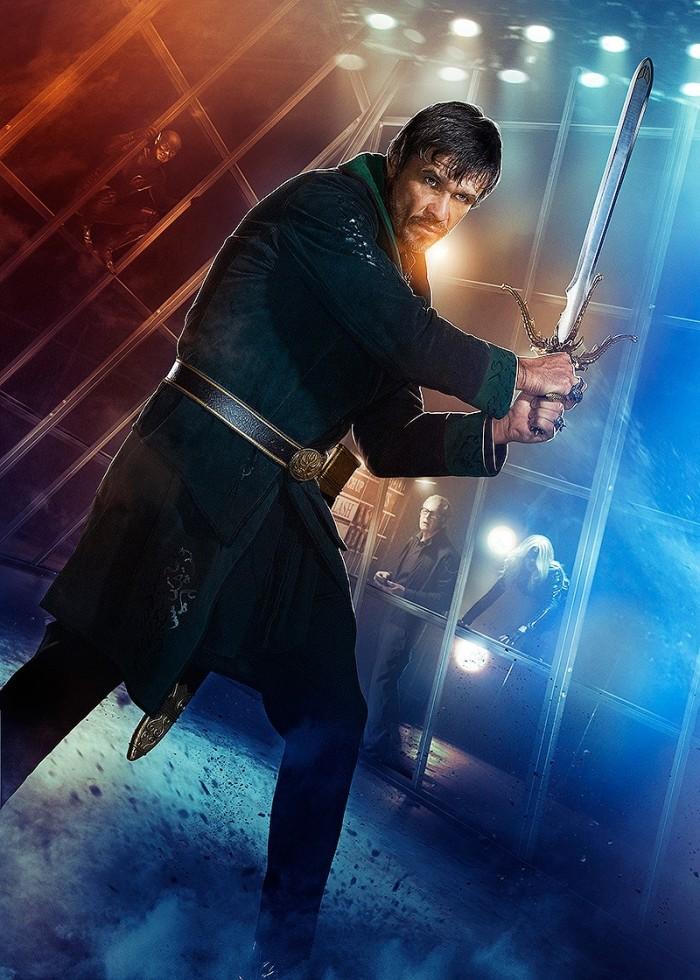 Ras Al Ghul poster