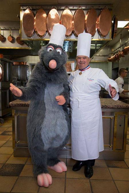 Ratatouille Restaurant