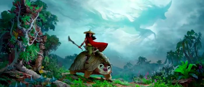 Raya and the Last Dragon Announced By Walt Disney Animation – /Film