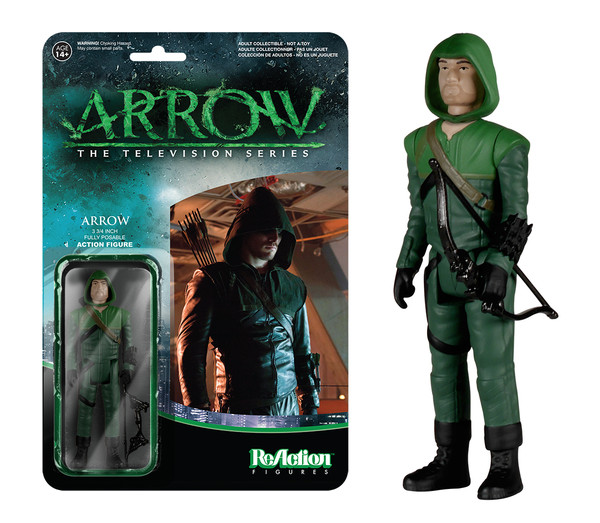 Reaction Arrow figures