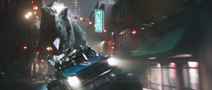 Ready Player One T.rex