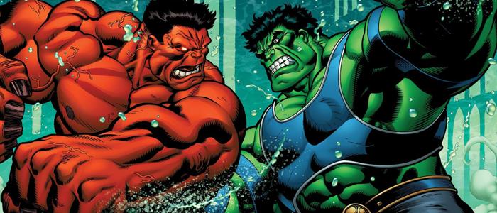 james gunn wanted to make a hulk vs red hulk movie