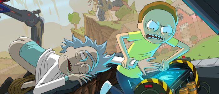 Rick and Morty Season 4 Premiere Review