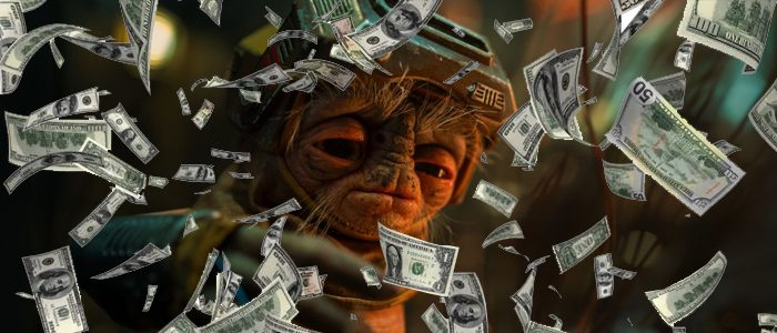 Rise of Skywalker box office billion