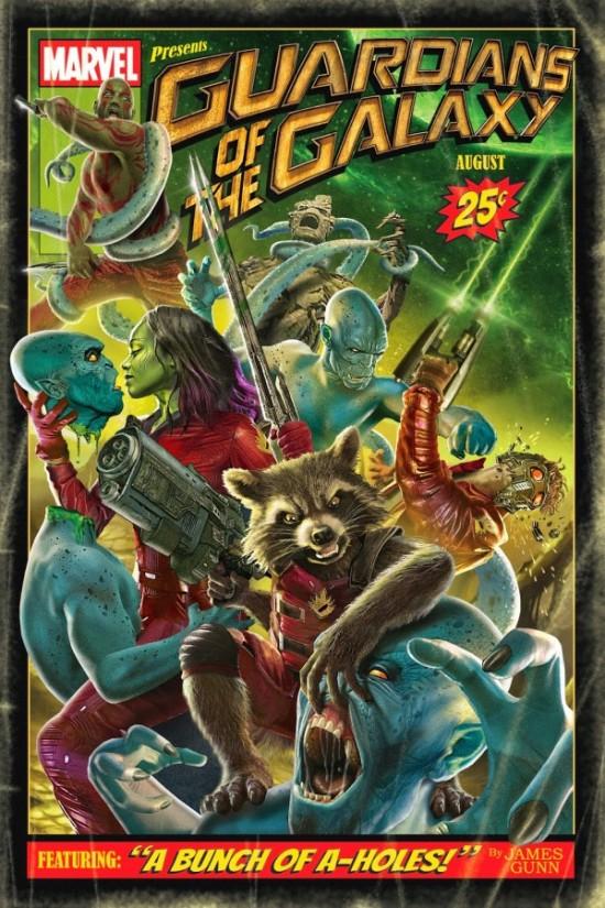 Rob Csiki - Guardians of the Galaxy