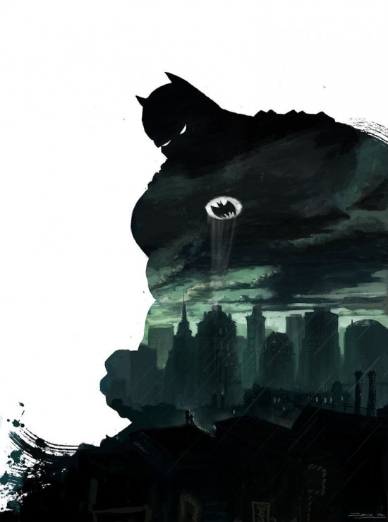 Rob Jenx Dark Knight Returns