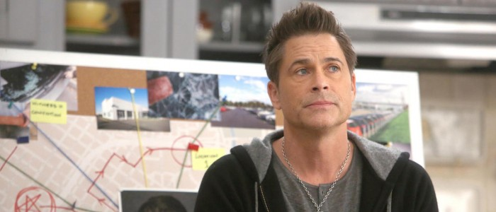 Rob Lowe in The Grinder