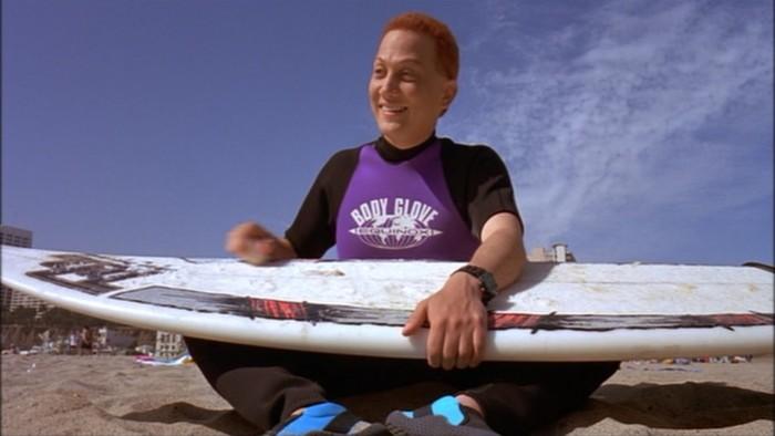Rob Schneider surf ninjas