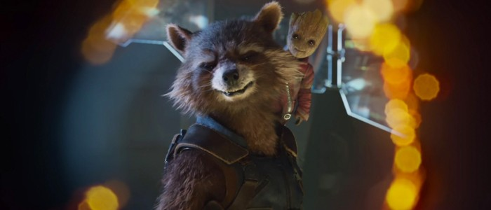 Rocket and Baby Groot sf