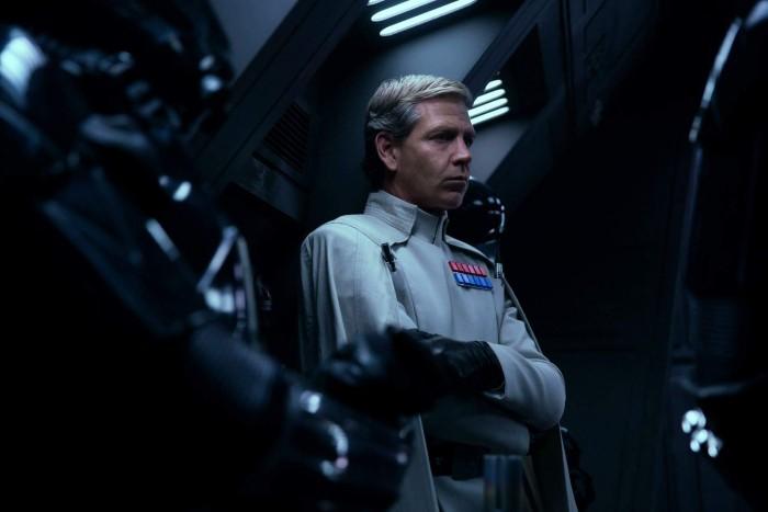 Rogue One A Star Wars Story - Ben Mendelsohn as Orson Krennic