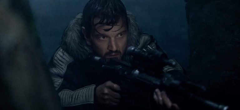 Cassian Andor is Primed and Ready for His Own Solo 'Star Wars' TV Show