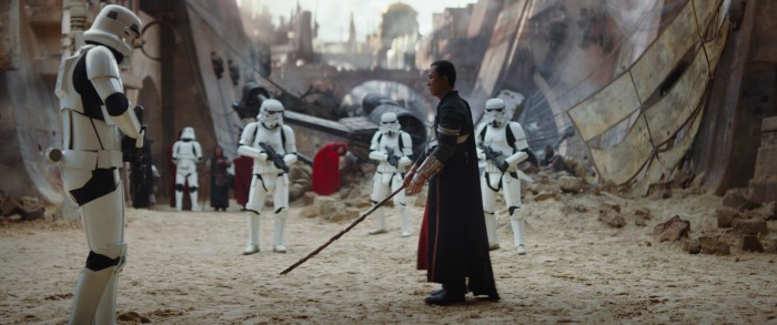 Rogue One A Star Wars Story - Donnie Yen as Chirrut Imwe