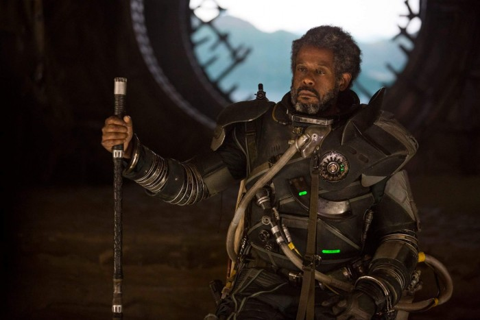 Rogue One A Star Wars Story - Forest Whitaker as Saw Gerrera