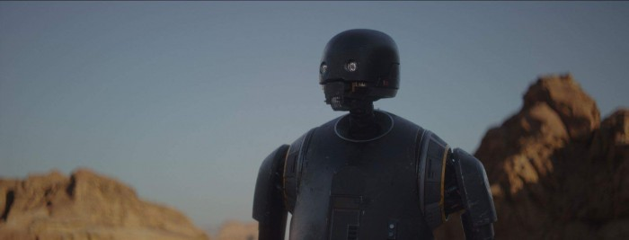 Rogue One A Star Wars Story - K-2SO