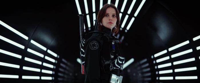 Rey's Mother in Star Wars