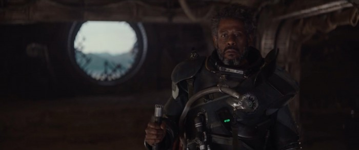 Rogue One Star Wars forest whitaker