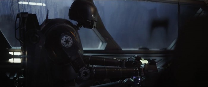 Rogue One Star Wars k-2so