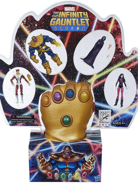 SDCC Exclusive Infinity Gauntlet