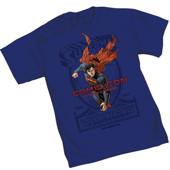 SDCC2013 Superman Shirt