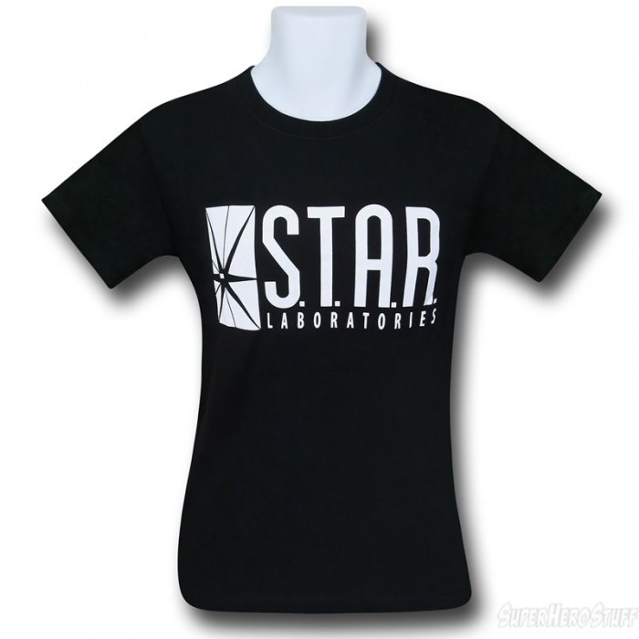 STAR Labs The Flash t-shirt