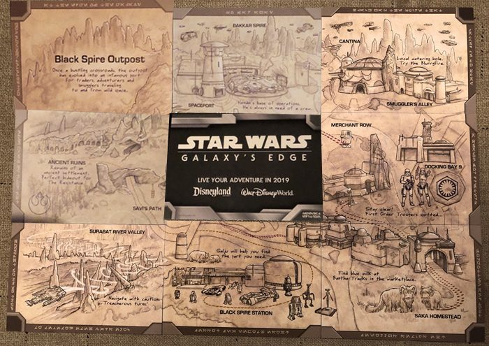 SW Galaxy's Edge map