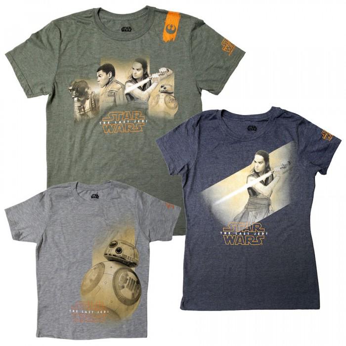 Rey Star Wars T-Shirt The Last Jedi