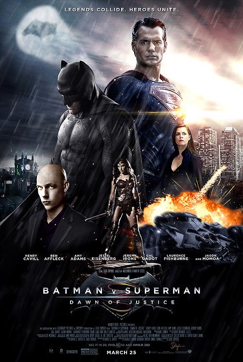 Sahin Düzgün Batman v Superman