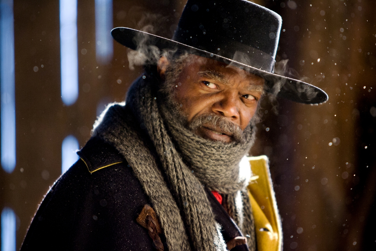 hateful eight was originally a django unchained sequel
