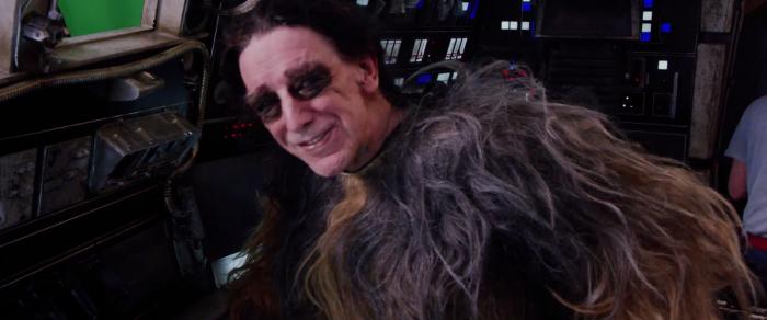 Star Wars: The Force Awakens chewbacca