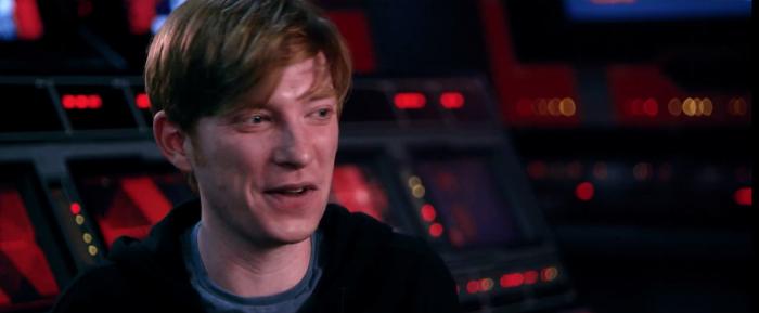 Star Wars: The Force Awakens: domhnall gleeson