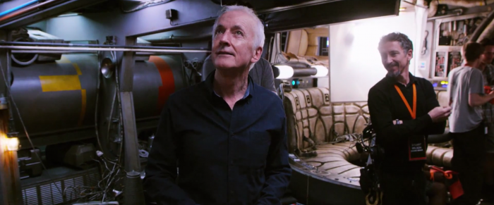 Star Wars: The Force Awakens: anthony daniels
