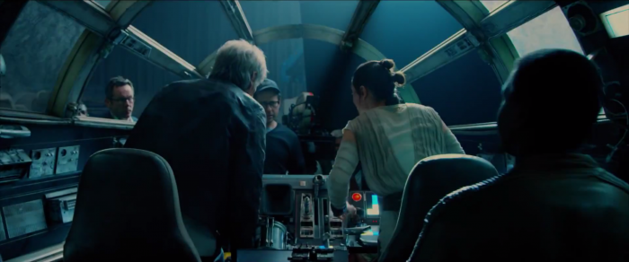 Star Wars: The Force Awakens: harrison ford as Han Solo