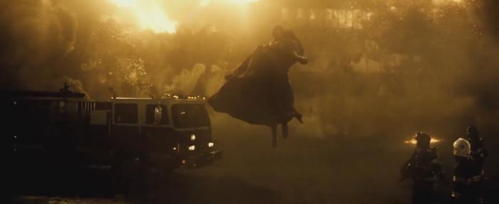 Superman in Batman V Superman: Dawn of Justice