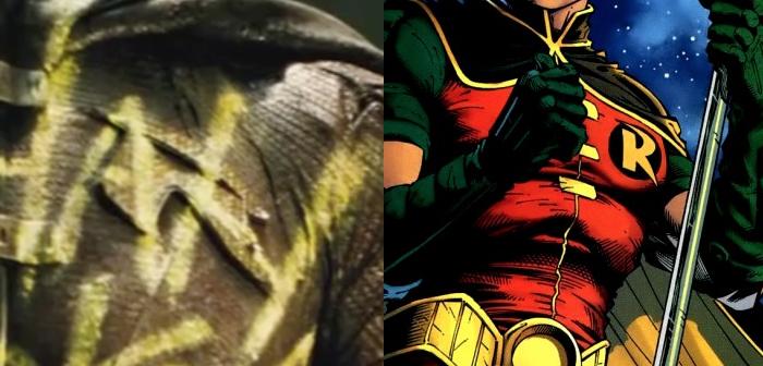 Robin's Suit in Batman V Superman: Dawn of Justice