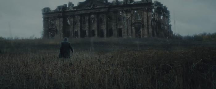 Wayne Manor in Batman V Superman: Dawn of Justice