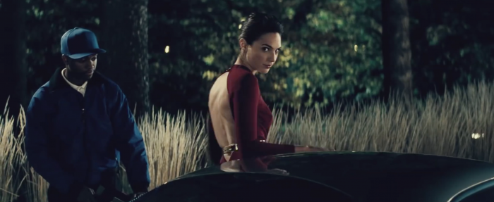 Gal Gadot – Diana Prince / Wonder Woman