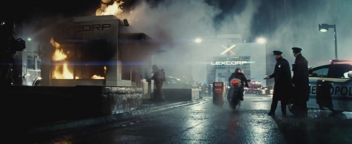 LexCorp in Batman V Superman: Dawn of Justice