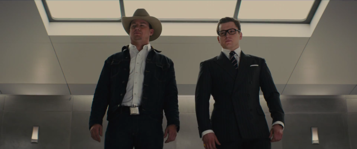 Kingsman The Golden Circle Red Band Trailer