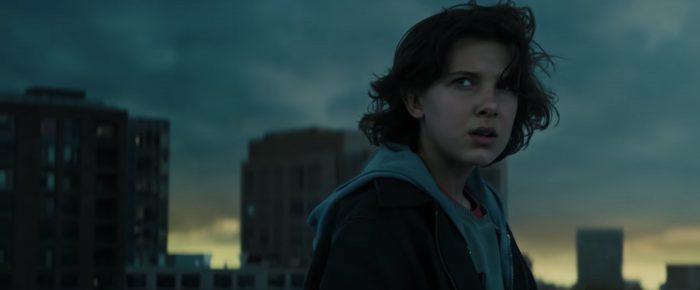 Godzilla breakdown Millie Bobby Brown