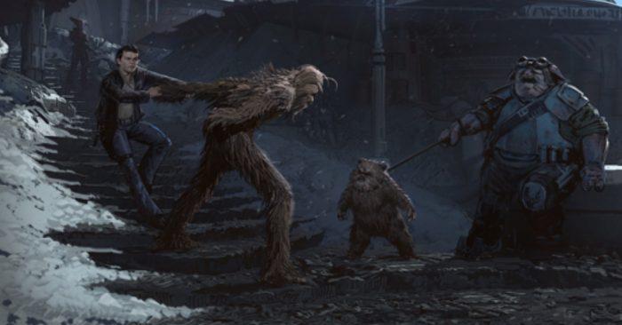 Solo Ewok