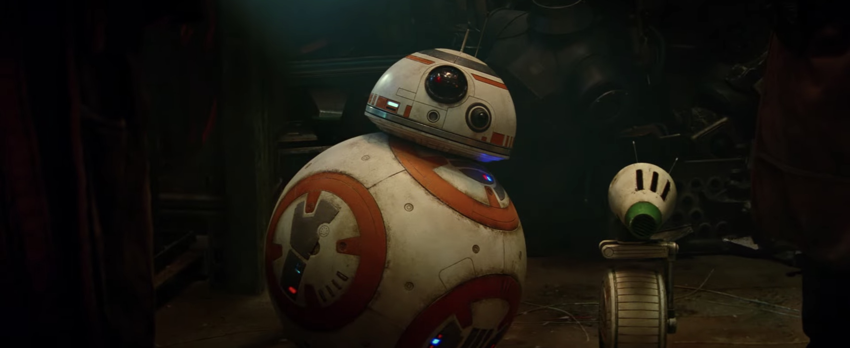 Rise of Skywalker-BB-8 Brand New in Box Funko-POP Star Wars